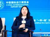 吉尔吉斯斯坦驻华大使巴克特古洛娃女士发言全文
